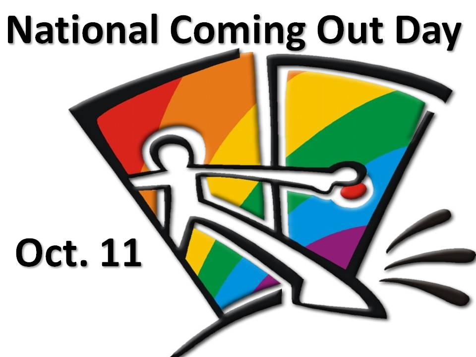 Reflecting on 'Coming Out' to Celebrate National Coming Out Day ...: newwaysministryblog.wordpress.com/2013/10/11/reflecting-on-coming...