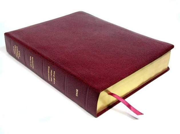 dake-bible-large-print-burgundy-bonded-leather