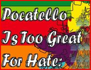 pocatello hate